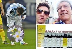 Messi chữa khỏi bệnh nhờ bài thuốc đặc biệt của bác sĩ Italia