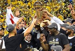 Golden State Warriors 2015 và 2017 khác biệt như thế nào?