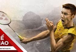 Trụ cột MU thần tượng ngôi sao cầu lông Lee Chong Wei như thế nào?