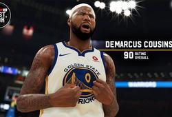 DeMarcus Cousins góp mặt tại giải đấu NBA 2K dành cho cầu thủ