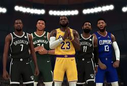 NBA chưa thể trở lại, BTC chuyển sang làm giải NBA 2K cho các cầu thủ