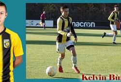 Sao trẻ Việt kiều ở Hà Lan đánh tiếng muốn về Việt Nam thi đấu