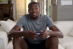 Kevin Durant là hạt giống số 1 tại giải NBA 2K cho các cầu thủ