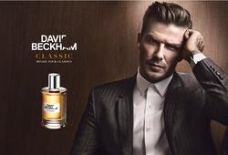 Nước hoa David Beckham nổi tiếng khắp thế giới