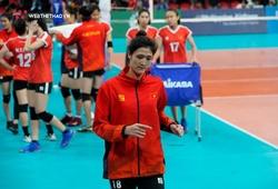 VĐV Lưu Thị Huệ - Phụ công triển vọng nhất của bóng chuyền nữ Việt Nam
