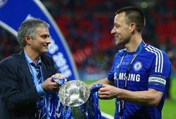 Đội hình 11 cầu thủ xuất sắc nhất do Jose Mourinho dẫn dắt