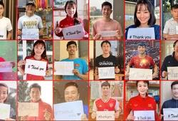 Chiến dịch ủng hộ nhân viên y tế chống COVID-19: Xin cảm ơn!
