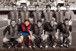 Messi ra mắt Barca B như thế nào 16 năm trước?
