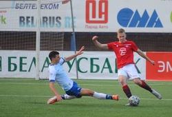 Trực tiếp Dinamo Minsk vs Torpedo Zhodino: Chủ nhà lép vế