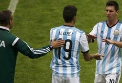 Messi với giai thoại chưa từng biết ở World Cup 2014 được tiết lộ