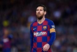Messi vô đối về những thống kê tốt nhất châu Âu trong 3 năm qua