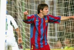 Messi được tiết lộ về buổi tập đầu tiên ở Barca gây choáng váng
