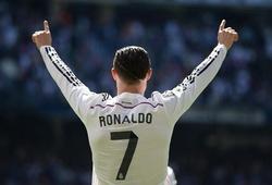 Ngày Ronaldo hủy diệt Granada với 5 bàn thắng cách đây 5 năm