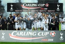 Tottenham giành danh hiệu gần nhất vào năm nào?