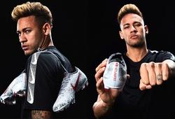 Nike ra mắt thương hiệu giày đinh Neymar giàu cá tính
