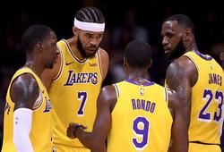Với cầu thủ LA Lakers, cách ly vì COVID-19 chẳng thể ảnh hưởng đến tình đồng đội của họ