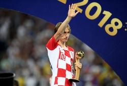 Lịch sử Quả bóng vàng World Cup qua các năm