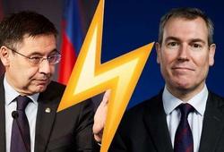 Vì sao 6 quan chức cấp cao Barca đồng loạt từ chức?