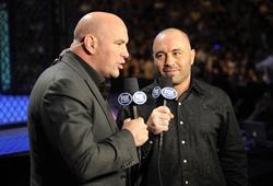 Joe Rogan: Dana White đang bị ám ảnh bởi việc tổ chức các trận đấu