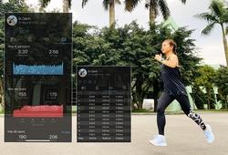 """Nguyễn Thị Oanh vượt HCV SEA Games, suýt """"phá kỷ lục quốc gia"""" 10.000m khi chạy Marathon Tại Nhà"""