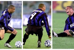 Tròn 20 năm Ronaldo Nazario chịu chấn thương khủng khiếp