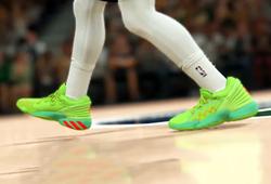 Donovan Mitchell hé lộ mẫu giày signature thứ hai với Adidas