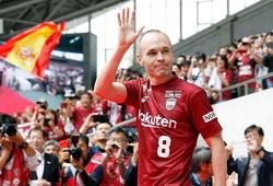 Lương của Iniesta tại Nhật Bản cao gấp hơn 100 lần Chanathip