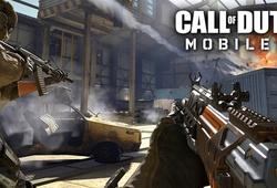 Những dòng súng trong Call Of Duty Mobile