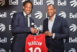 Sau 2 năm, DeMar DeRozan vẫn chưa tha thứ cho Chủ tịch Toronto Raptors
