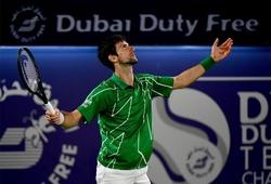 """COVID-19 """"đóng băng"""" BXH tennis mới nhất: Novak Djokovic lại lỗ nặng!"""