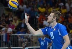 Sao đội trưởng tuyển bóng chuyền Ý vẫn phong độ ở tuổi 32