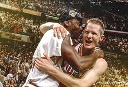 Steve Kerr hồi tưởng cay đắng về lần đầu ăn no hành của Michael Jordan