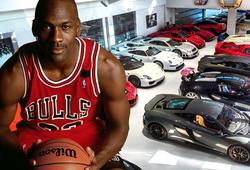 Thêm một câu chuyện cho thấy độ chịu chơi điên rồ của huyền thoại Michael Jordan