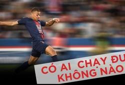 Mbappe và Aubameyang dẫn đầu top cầu thủ nhanh nhất thế giới