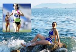 """Bí quyết giữ gìn nhan sắc tươi trẻ của """"cựu nữ hoàng chạy 800m"""" Phạm Đình Khánh Đoan"""