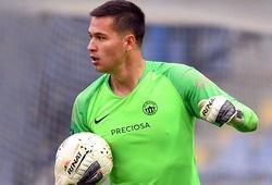Vì sao thủ môn Filip Nguyễn chưa thể nhập tịch thành công?