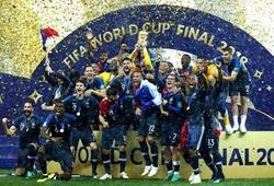 Đội hình tuyển Pháp vô địch World Cup 2018 giờ ra sao?