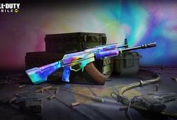 Sức mạnh các loại súng trong Call of Duty Mobile