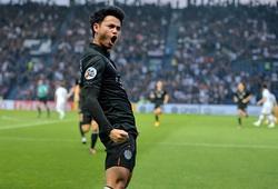 Sao tuyển Thái Lan lại được AFC vinh danh