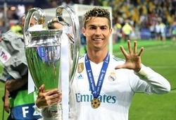 """Ronaldo """"càn quét"""" đội hình Real Madrid xuất sắc nhất thế kỷ 21"""