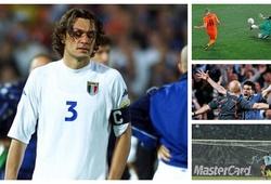Maldini và 5 nhà vô địch chịu nhiều thất bại nhất lịch sử