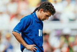 Từ Baggio, Ronaldinho đến Ronaldo với những búi tóc đặc biệt trong bóng đá