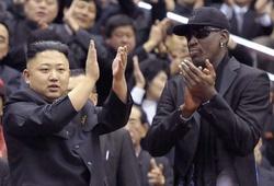 Đang quay phim về Michael Jordan, Dennis Rodman thản nhiên ca tụng ... Kim Jong Un