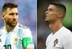 """World Cup 2022: Messi và Ronaldo còn đủ sức """"gánh team""""?"""