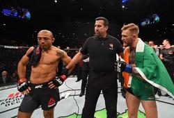 Jose Aldo trải lòng về nỗi ấm ức trong trận thua Conor McGregor