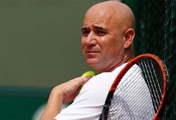 Ngày 29/4/1970: Huyền thoại Andre Agassi xuất thế để viết nên một trong những câu chuyện quái dị nhất làng tennis