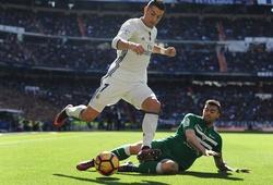 Tròn 2 năm Ronaldo hết cơ hội ghi bàn trước mọi CLB La Liga
