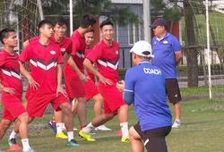 Bùi Tiến Dũng, Quế Ngọc Hải và các cầu thủ Viettel sẵn sàng chờ ngày V.League trở lại
