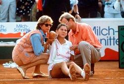 Ngày 30/4/1993: Số 1 thế giới Monica Seles bị đâm, lịch sử tennis bất hạnh mất một G.O.A.T