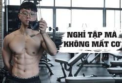 """Tùng Phạm - Từ chàng trai rối loạn tiêu hóa nặng 49kg trở thành vlogger hướng dẫn tập gym """"triệu view"""""""
